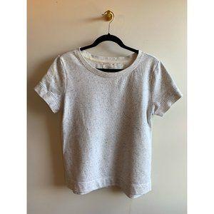 Lou & Grey Blue-Speckled Sweatshirt T-Shirt